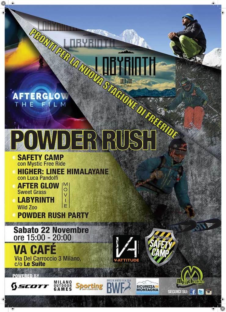 Powder-Rush